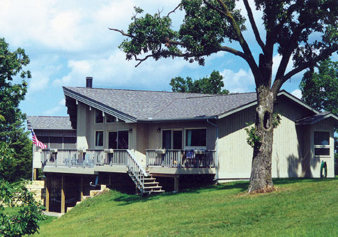 Amarillo Post and Beam Retreats Cottages Home Plans