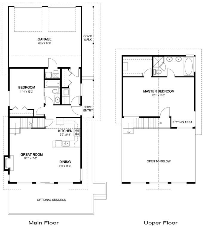 Minstrel architectural family cedar home plans cedar homes Cedar homes floor plans