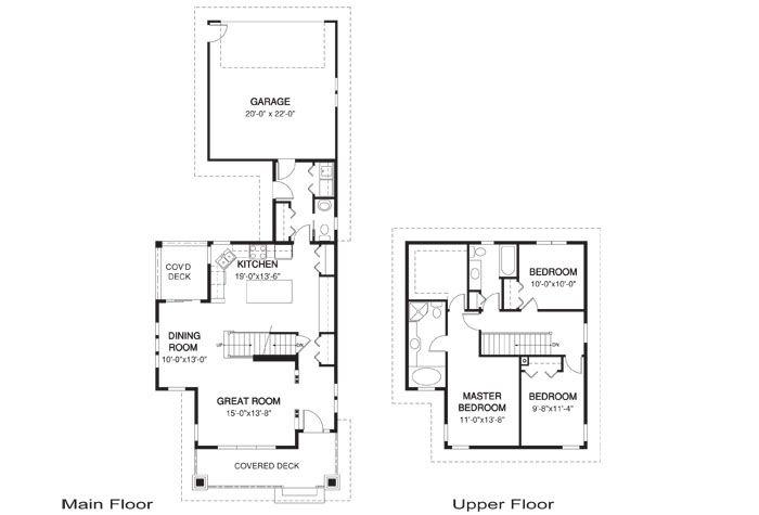 Ashbee architectural family cedar home plans cedar homes Cedar homes floor plans