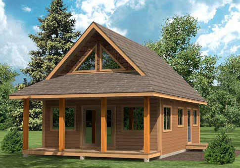 cygnet architectural cabins garages cedar home plans
