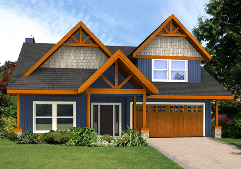 dogwood valley architectural family cedar home plans