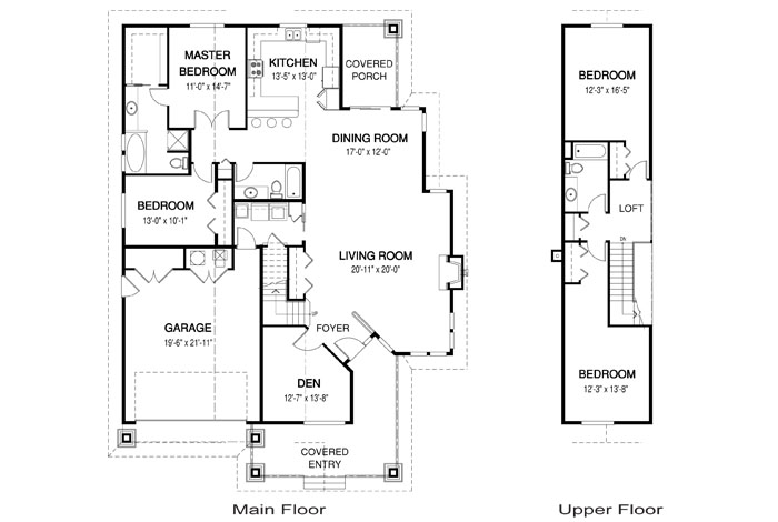Gallagher architectural family cedar home plans cedar homes for Cedar home floor plans