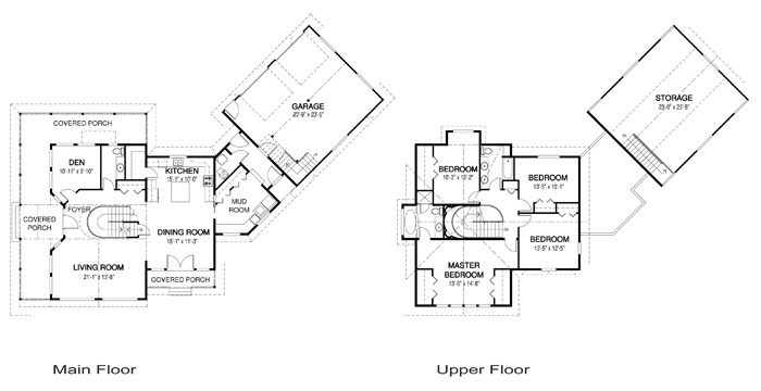 Legend post and beam family cedar home plans cedar homes for Post and beam house plans floor plans