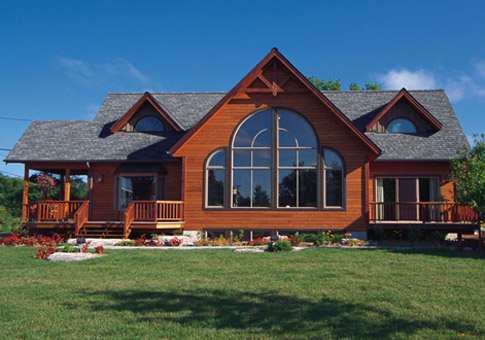 Majestic post and beam top 20 cedar home plans cedar homes for Post beam home plans