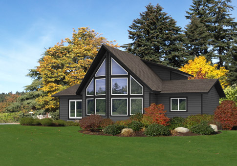 Palmer 1 Architectural Top 20 Classic Cedar Home Plans