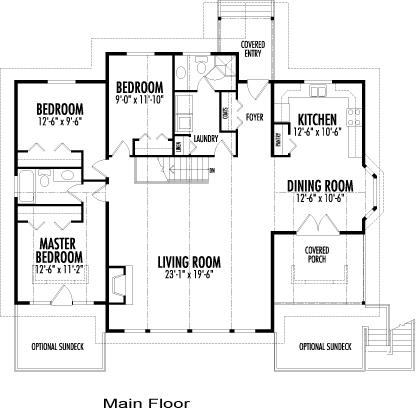 Providence post and beam family cedar home plans cedar homes for Cedar homes floor plans