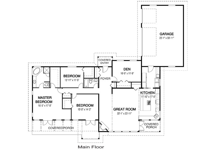 Toverno post and beam modern cedar home plans cedar homes for Post and beam floor plans