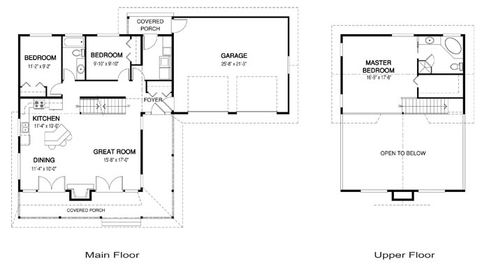 Willow 2 architectural family cedar home plans cedar homes for Cedar homes floor plans