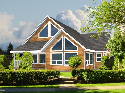 Custom luxury cedar log cabin photos joy studio design for Hawaii kit homes