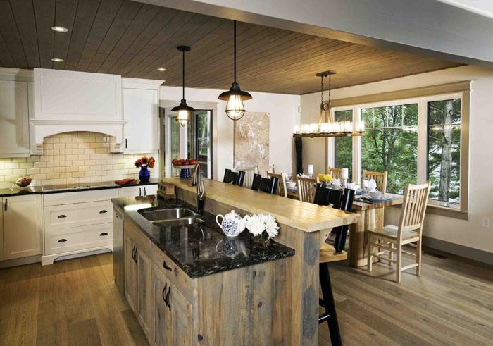 Cedar Homes Peninsula Ridge Plan Of Month Custom Cedar