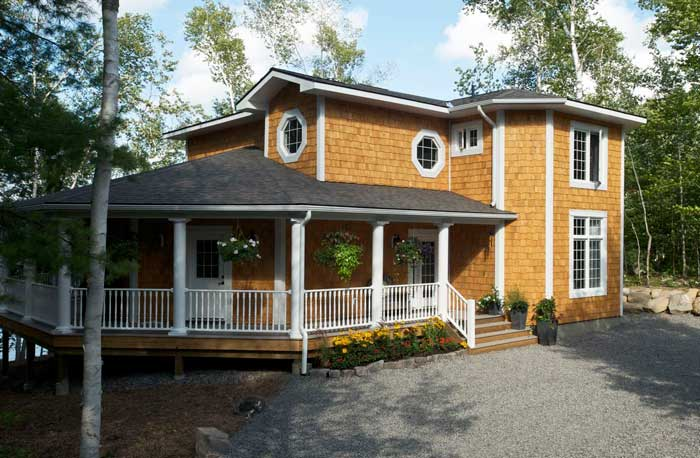 Cedar Homes Glenorchard Plan Of Month Custom Cedar Homes House Plans