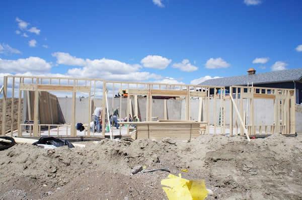 Cedar Homes Plans The Dakota Under Construction Photos