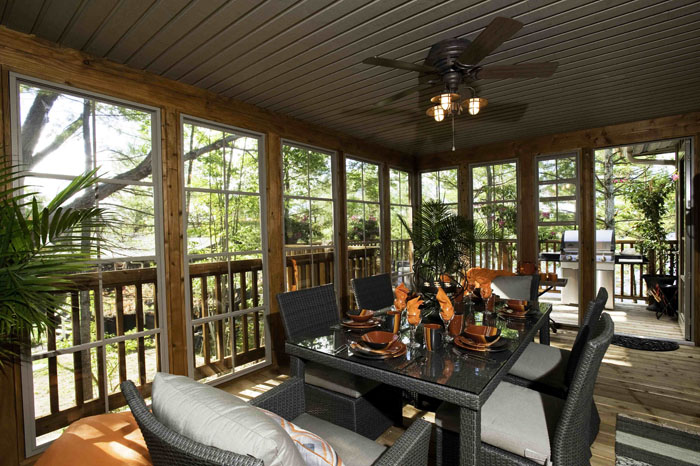 The Peninsula Ridge Architectural Cedar Home Custom