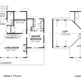 Muldrew Cedar Homes Plan Of Month Custom Cedar Homes