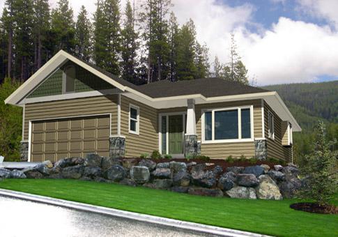 Northwood House Plan Of Month Custom Cedar Homes House