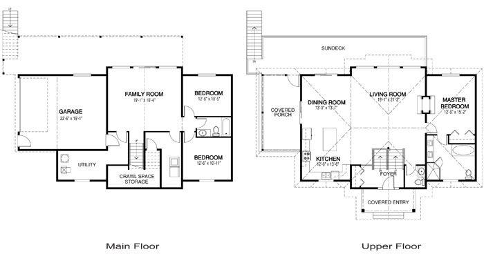 Cedar homes selwyn house plans custom cedar homes for Cedar home floor plans