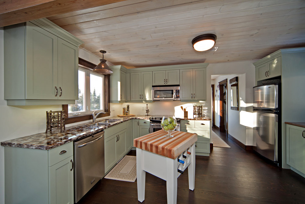 Greenbay Cedar Homes Plan Of Month Custom Cedar Homes House Plans