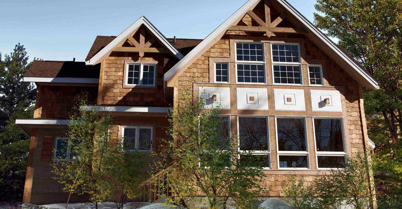 Greenbay Cedar Homes Plan of Month