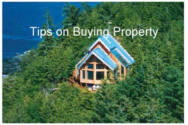Tips on Buying Property