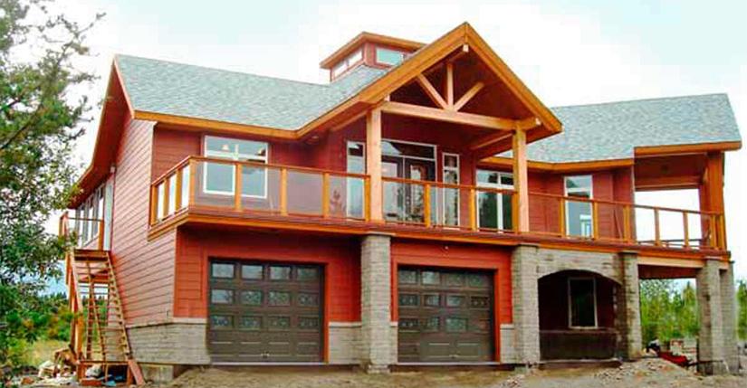Cedar Home Longview Plan of Month