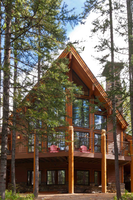 Fairmont 2 Cedar Homes Plan Of The Month Custom Cedar