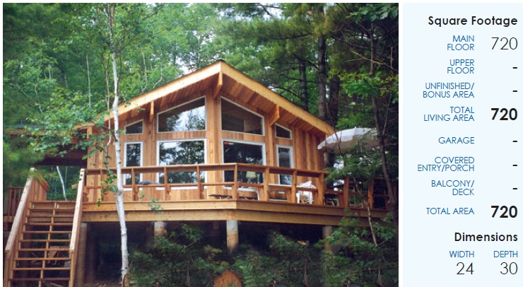 Cedar Homes Ontario Post Beam Cabin Plan Month Custom Cedar Homes