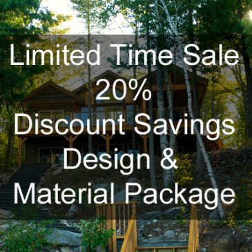 LIMITED TIME 20% Deep Discount on Custom Design and Material Packages