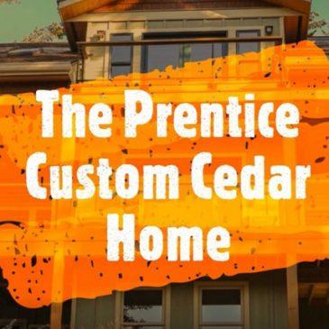 Video Prentice Craftsman Custom Cedar Homes Washington