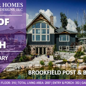 House Plans Brookfield Award Winning Cedar Homes