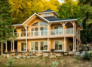 beachwood custom cedar homes