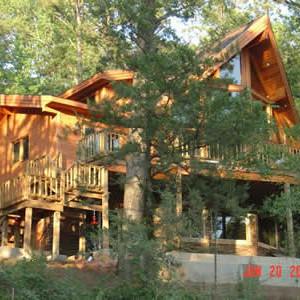 Cedar Home Sierra Texas