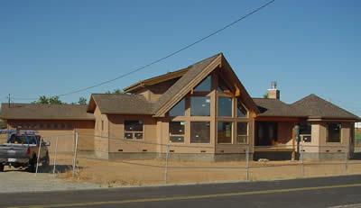 Stoney Custom Cedar Home