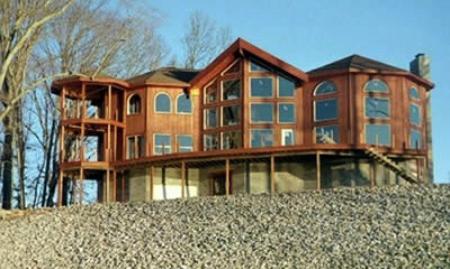 Custom Cedar Home