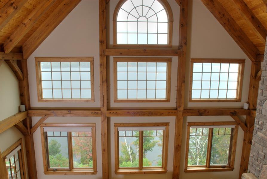 Natural Light Cedar Homes