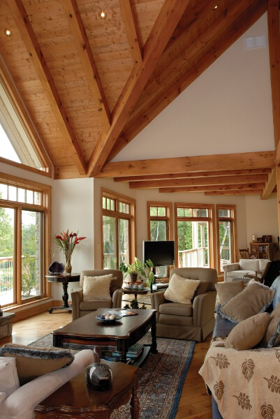 Harmonious Living Spaces Cedar Homes