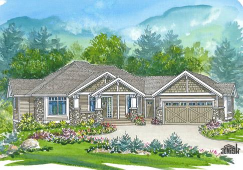 House plans the boynton cedar homes for Cedar house plans