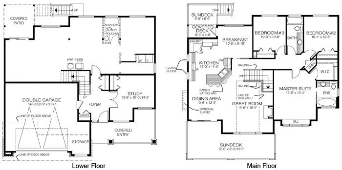 House Plans The Walker Cedar Homes