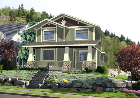 House plans the wilkinson cedar homes for Wilkerson builders