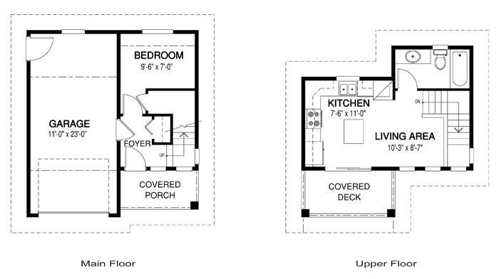 House plans the laneway 3 cedar homes Cedar homes floor plans