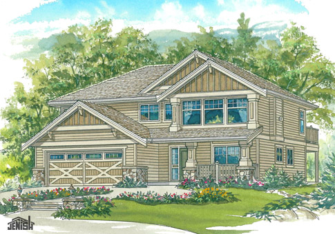 House Plans The Maynard Cedar Homes