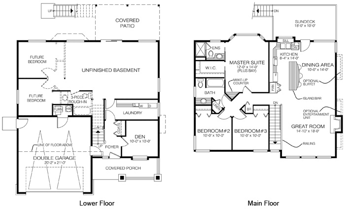 Maynard floor plan