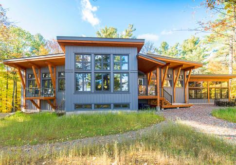 Newboro-modern homes