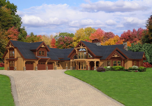 House Plans The Pennsylvania Cedar Homes
