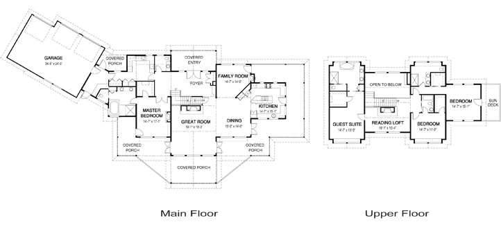 House Plans The Woodburn Cedar Homes