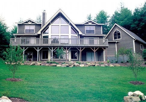 House plans the balsam cedar homes for Balsam house