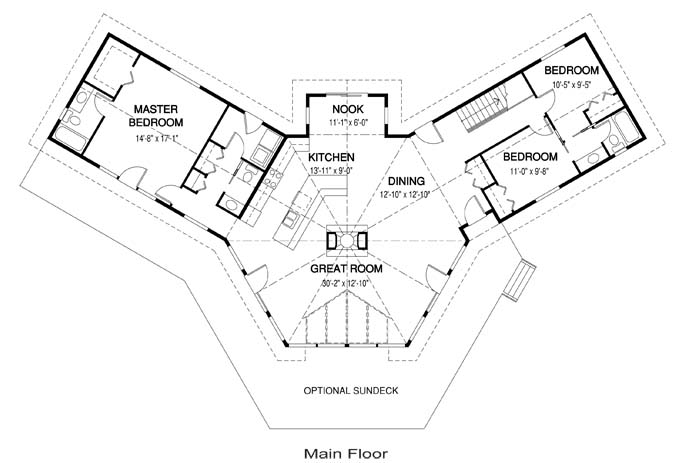 house plans the cornwall - cedar homes