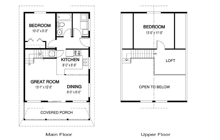 House plans the cygnet cedar homes Cedar homes floor plans