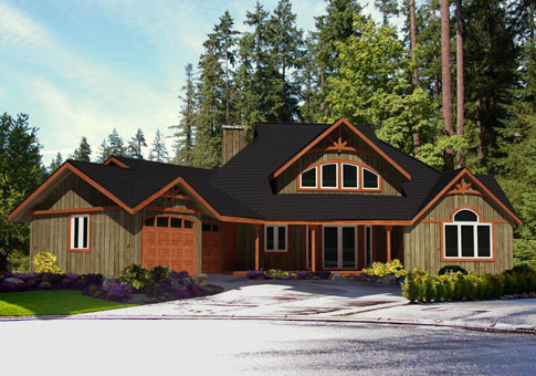 House Plans The Dakota Cedar Homes