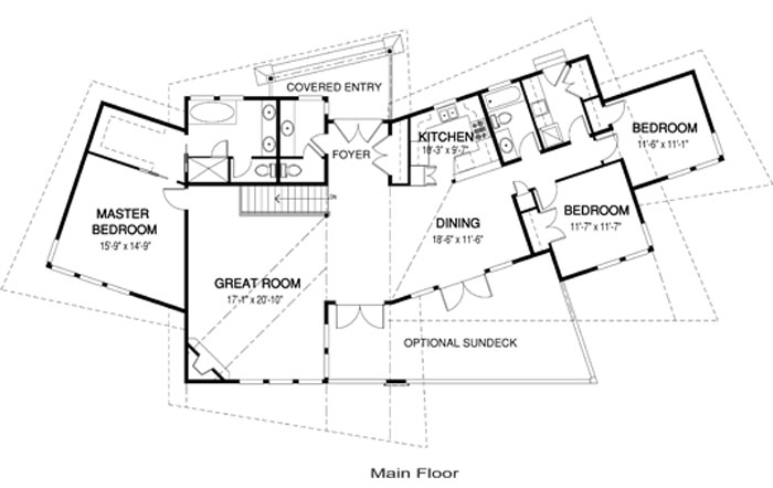 House Plans The Discovery Cedar Homes