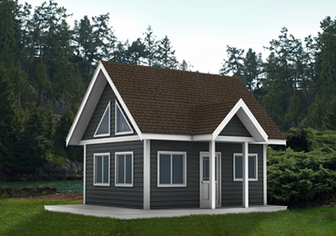 House Plans The Gull Cedar Homes